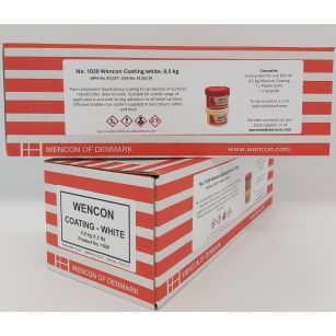 Wencon Coating, white - 1020