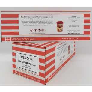 Wencon UW Coating orange - 1035