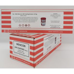 Wencon UW Coating brown - 1036