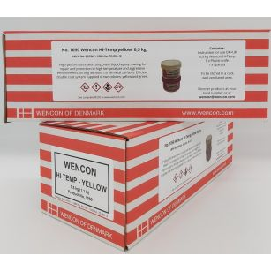 Wencon Hi-Temp, yellow - 1050