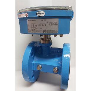 TME400-VM Electronic Turbine Meter DN80 (25 - 400M3/H)