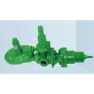 240 Gas Pressure Regulator (Pilot 600)
