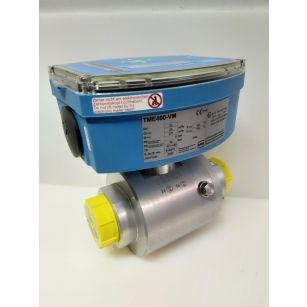 TME400-VM Electronic Turbine Meter DN25 (2.5 - 25M3/H)